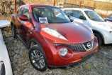 Nissan Juke. КРАСНЫЙ (NAJ/NAH)