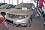 Nissan Murano. СЕРЕБРИСТЫЙ (K23)