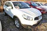 Nissan Qashqai. БЕЛЫЙ (326)