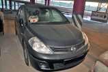 Nissan Tiida. ЧЕРНЫЙ (KH3)