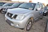 Nissan Pathfinder. СЕРЕБРИСТЫЙ (KL0)