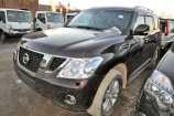 Nissan Patrol. ТЕМНО-КРАСНЫЙ (L50)