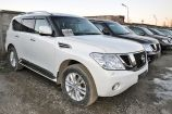 Nissan Patrol. БЕЛЫЙ (QAB)
