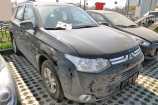 Mitsubishi Outlander. ЧЕРНЫЙ МЕТАЛЛИК (X38)