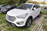 Hyundai Grand Santa Fe. CREAMY WHITE (YAC)