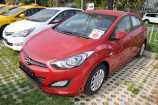 Hyundai i30. COOL RED (TWR)