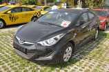 Hyundai Elantra. PHANTOM BLACK (NKA)