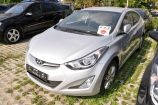 Hyundai Elantra. SLEEK SILVER (S3N)