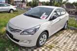 Hyundai Solaris. MYSTIC BEIGE (M2B)