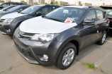Toyota RAV4. СЕРЫЙ МЕТАЛЛИК (1G3)
