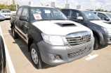 Toyota Hilux Pick Up. ЧЕРНЫЙ МЕТАЛЛИК (209/218)