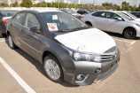 Toyota Corolla. СЕРЫЙ МЕТАЛЛИК (1G3\1G2\1K0)