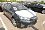 Toyota Corolla. ТЕМНО-СЕРЫЙ МЕТАЛЛИК (1H2)