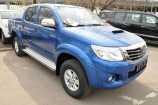 Toyota Hilux Pick Up. СИНИЙ МЕТАЛЛИК (8X2/8T7)