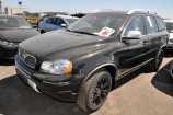 Volvo XC90. ЧЕРНЫЙ_BLACK STONE (019)