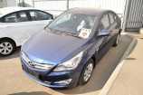 Hyundai Solaris. DAZZLING BLUE (ZD6)