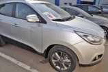 Hyundai ix35. SLEEK SILVER (RAH)