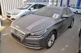 Hyundai Genesis. POLISHED METAL_СЕРЫЙ (V6S)