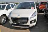 Peugeot 3008. БЕЛЫЙ (BLANC NACRE\PEARLESCENT WHITE) (N9M6)