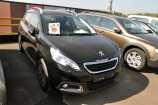 Peugeot 2008. ЧЕРНЫЙ (NOIR PERLA NERA) (9VM0)