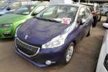 Peugeot 208. СИНИЙ (BLUE VIRTUEL) (K4M0)