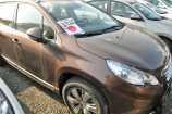 Peugeot 2008. КОРИЧНЕВЫЙ (BRUN MAKAHA) (TVM0)