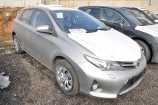 Toyota Auris. СЕРЕБРИСТЫЙ МЕТАЛЛИК (1F7)