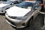 Toyota Auris. БРОНЗОВЫЙ МЕТАЛЛИК (4V8)
