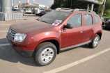 Renault Duster. КРАСНЫЙ ТОРЕАДОР (21В)