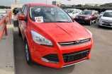 Ford Kuga. КРАСНЫЙ (RACE RED)