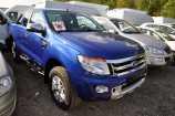 Ford Ranger. СИНИЙ (PERFORMANCE BLUE)