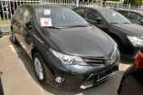Toyota Auris. СТАЛЬНОЙ МЕТАЛЛИК (1H2)