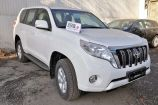 Toyota Land Cruiser Prado. БЕЛЫЙ (040)