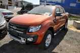 Ford Ranger. ОРАНЖЕВЫЙ (COPPER RED)