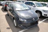 Volkswagen Polo. СЕРЫЙ «URANO» (5K5K)