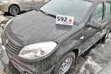 Renault Sandero. ЧЕРНАЯ ЖЕМЧУЖИНА (676)