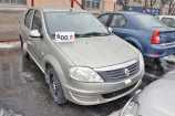 Renault Logan. СВЕТЛЫЙ БАЗАЛЬТ (KNM)