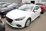 Mazda Mazda3. ARCTIC WHITE SOLID_БЕЛЫЙ (A4D)