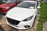Mazda Mazda3. SNOWFLAKE WHITE PEARLESCENT_СНЕЖНО-БЕЛЫЙ (25D)