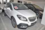 Opel Mokka. WHITE_БЕЛЫЙ (GAZ)
