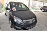 Opel Zafira. CARBON FLASH_ЧЕРНЫЙ (GAR)