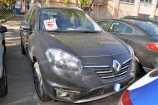 Renault Koleos. ЧЕРНЫЙ (GXA)