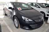 Opel Astra GTC. ЧЕРНЫЙ МЕТАЛЛИК (CARBON FLASH)