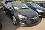 Opel Astra. CARBON FLASH_ЧЕРНЫЙ (GAR)