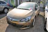 Opel Astra GTC. NOBLESSE BRONZE_БЕЖЕВЫЙ (GWE)