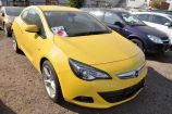 Opel Astra GTC. ЖЕЛТЫЙ (SUNNY MELON)