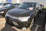 Mitsubishi Outlander. BLACK_ЧЕРНЫЙ (X42)