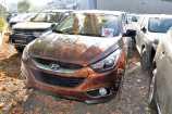 Hyundai ix35. HAZEL BROWN (U8N)