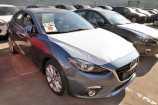 Mazda Mazda3. BLUE REFLEX MICA_ТЕМНО-ГОЛУБОЙ (42B)