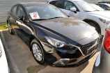 Mazda Mazda3. JET BLACK MICA_ЧЕРНЫЙ (41W)